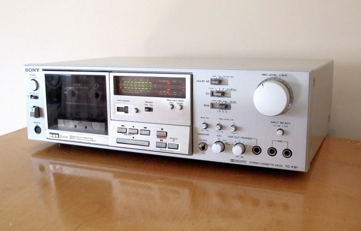 Sony TCK-81b