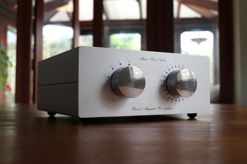 MF Audio Passive Pre