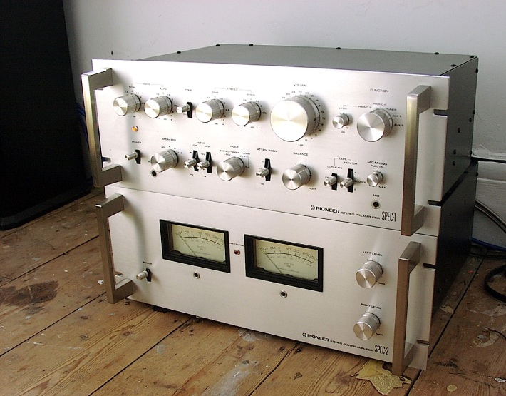 Pioneer SPECs