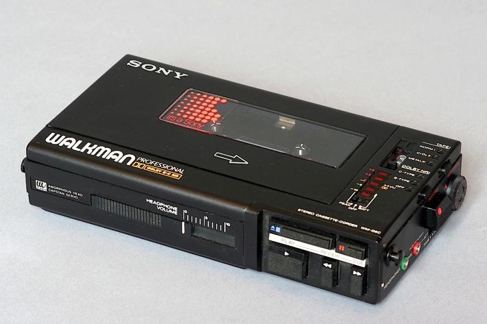 Sony WM-D6C