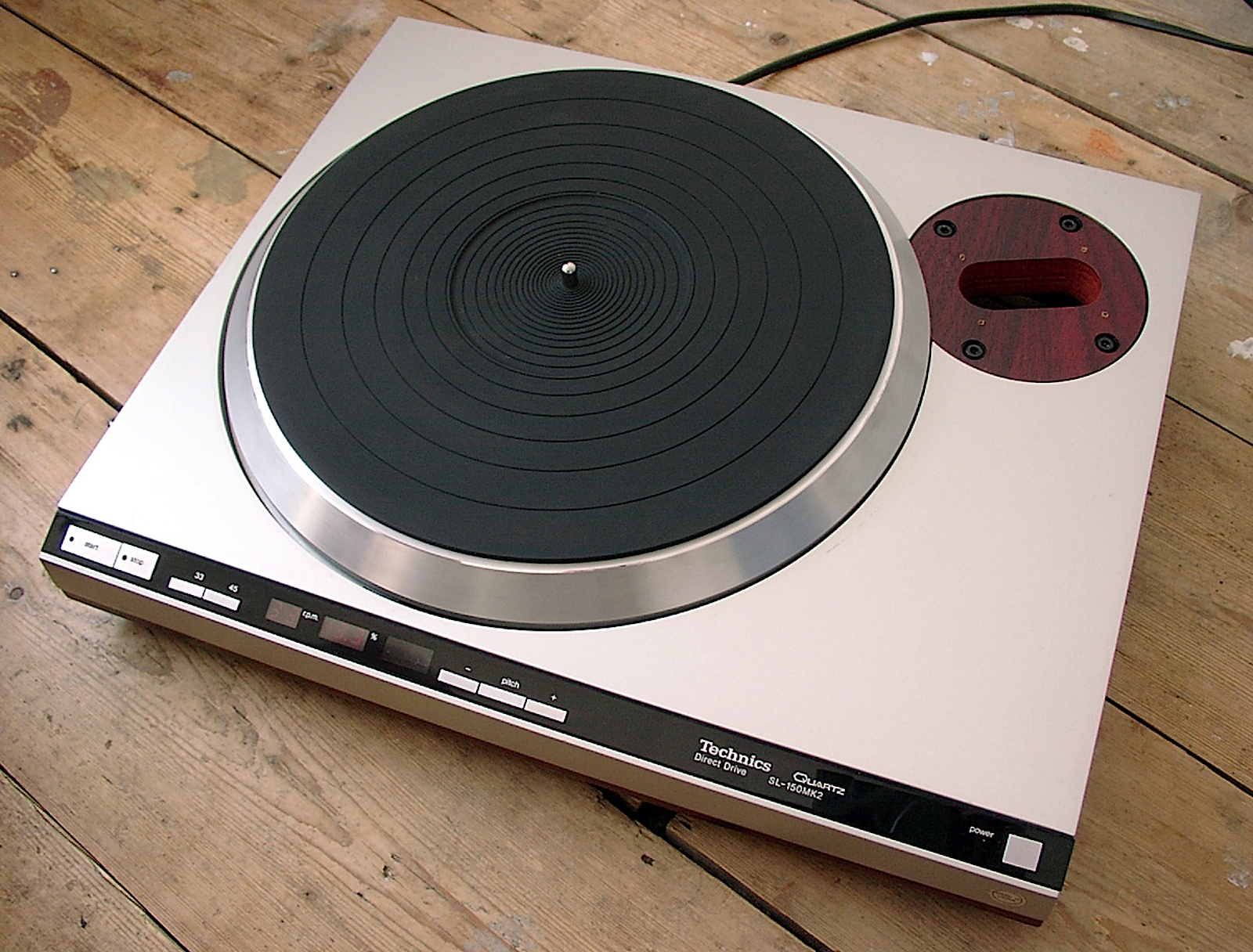 By realspin april 8 2013 turntables leave a comment