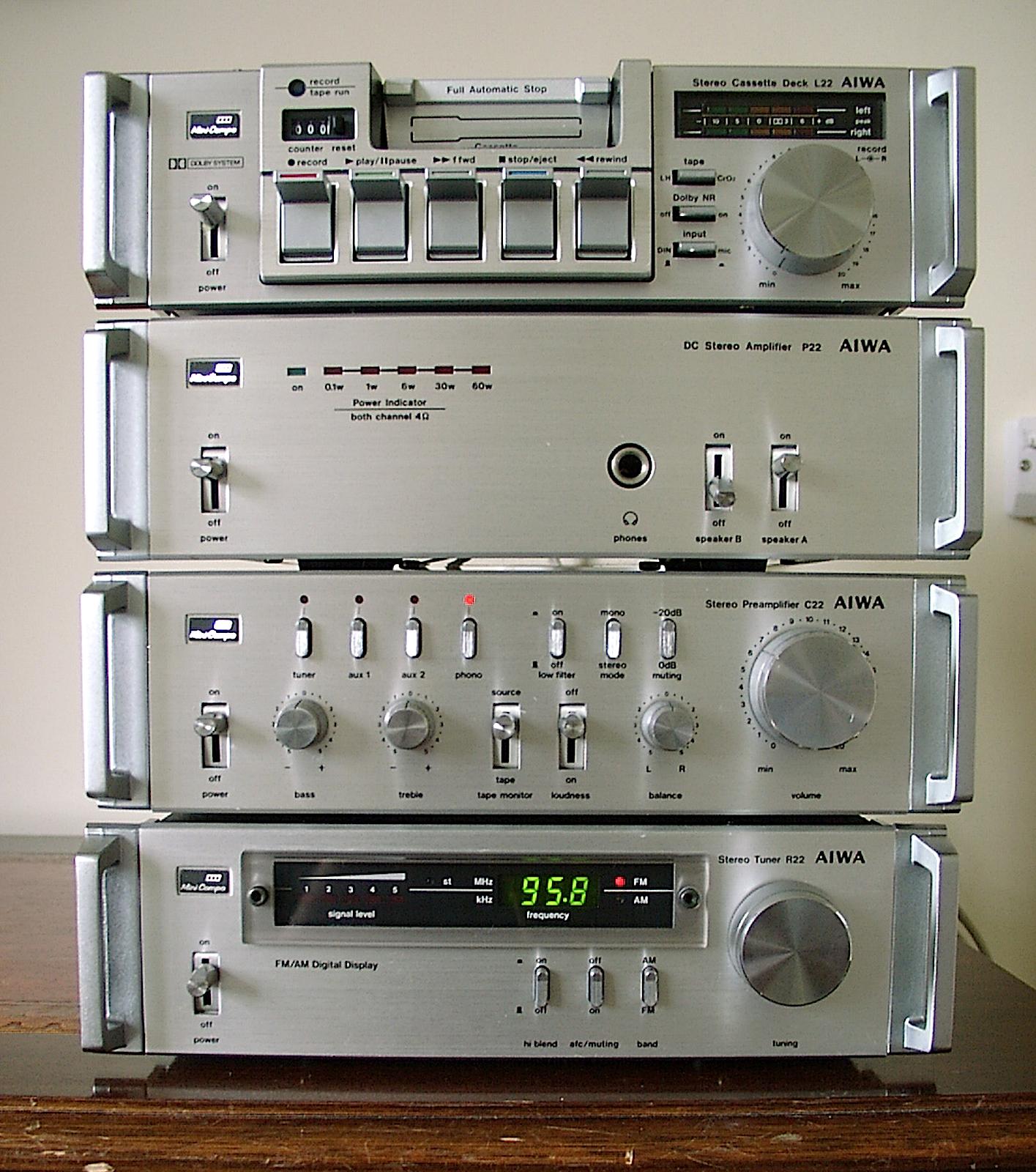 Aiwa Microsystem