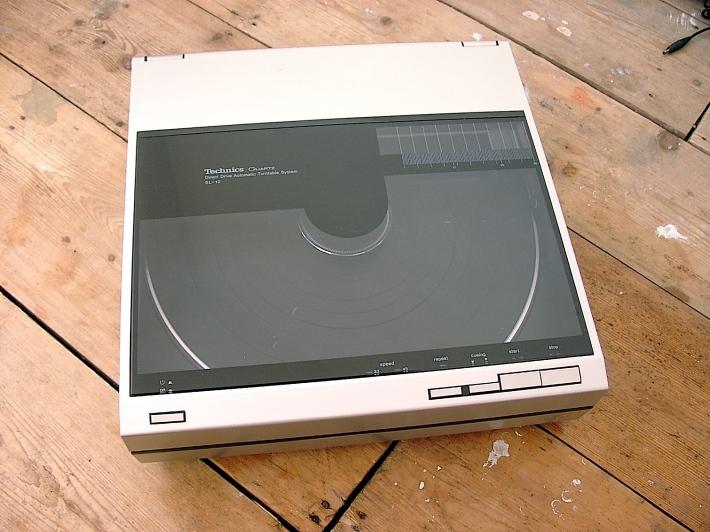 Technics SL10