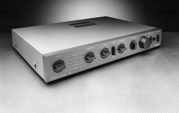 Audiolab 8000A ag