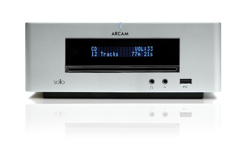 Arcam Solo Mini. Miniature high-end CD/DAB/USB Hi-fi System