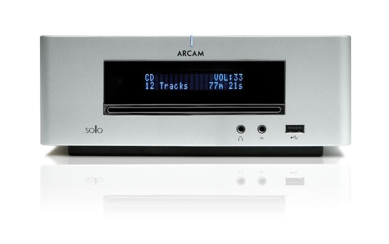 Arcam Solo Mini. Miniature high-end CD/DAB/USB Hi-fi System