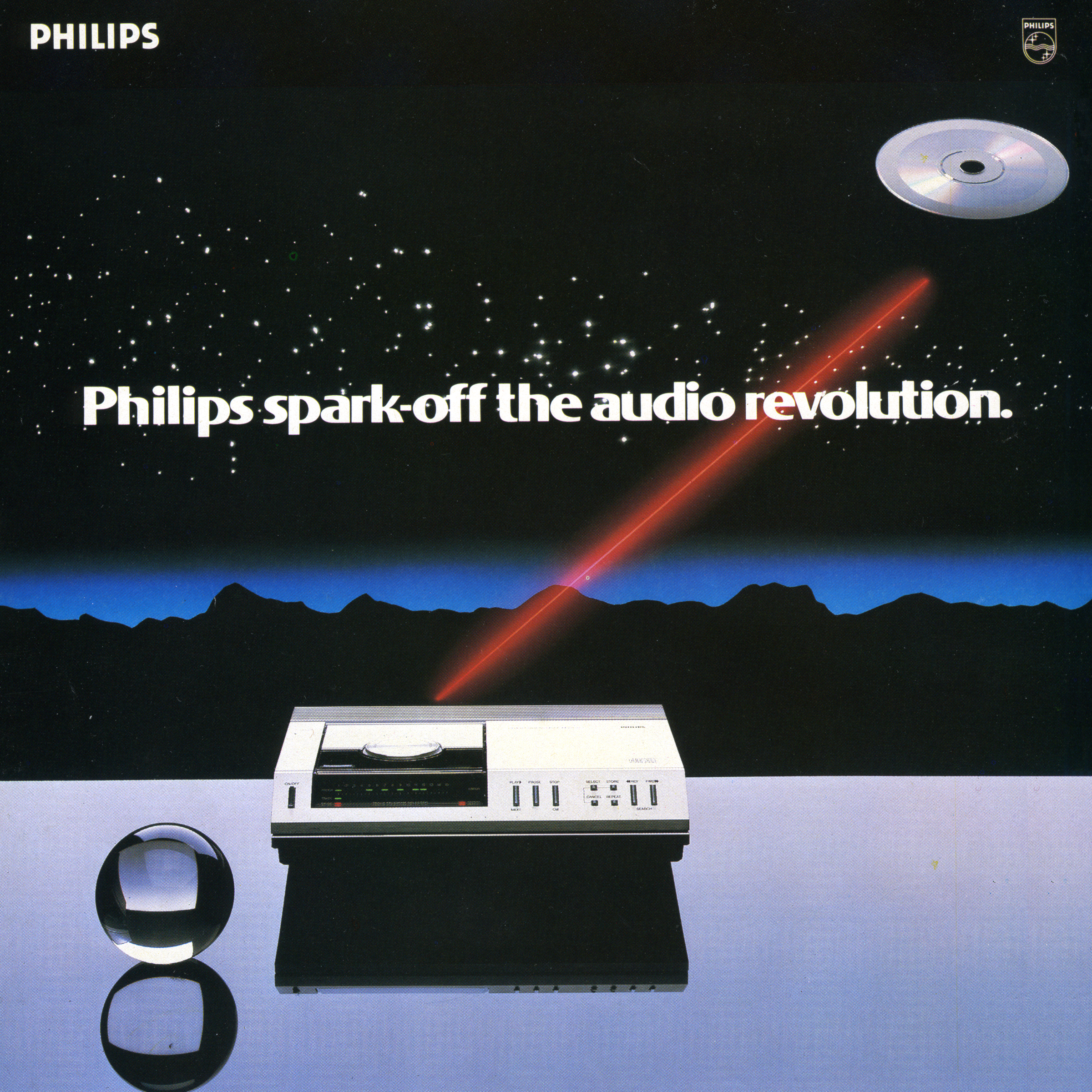 philips compact disc introduction In the spring of 1981, well before the official introduction of the cd, philips demonstrates their newly developed digital compact disc at 'le festival du son' in paris people are elbowing their way into the small auditorium to witness this historic event.