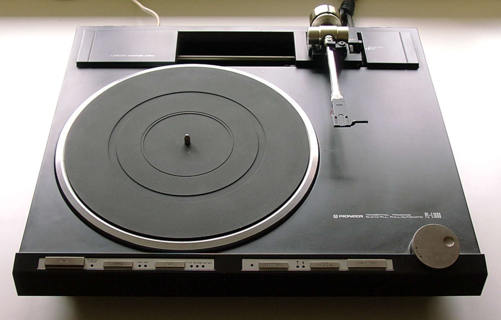Image result for pioneer pl-1000