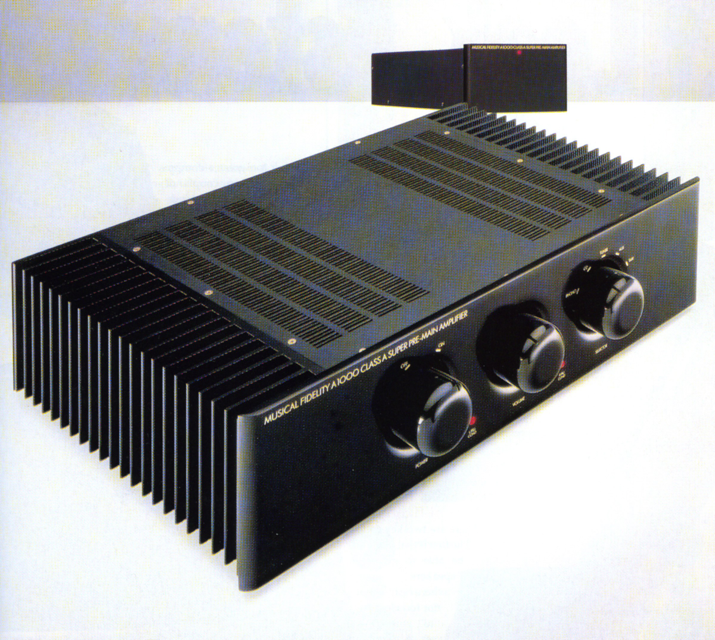 Musical Fidelity A1000 Zstereo