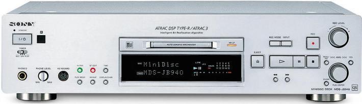 Sony MDS-JB940QS