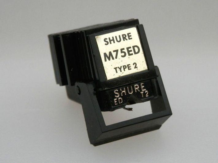 Shure M75ED T2