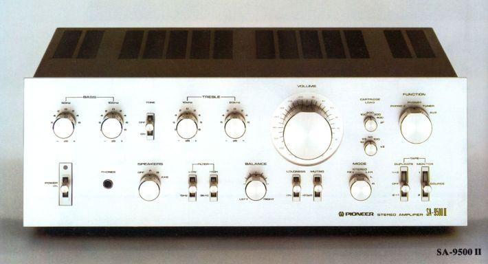 Pioneer SA 9500 II