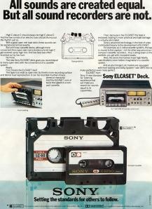 Sony Elcaset