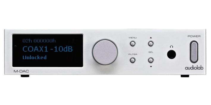 Audiolab M-DAC 2