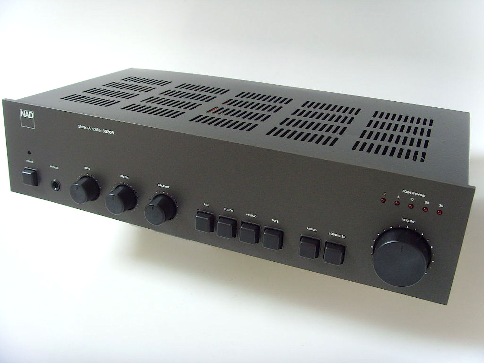 Buying A Decent Budget Amplifier Back In The Late Nineteen Seventies Wasnt Easy Market Was Swamped By Brushed Aluminium Fronted Japanese Designs