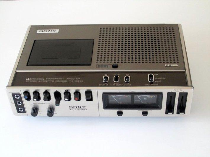 Sony TC-152