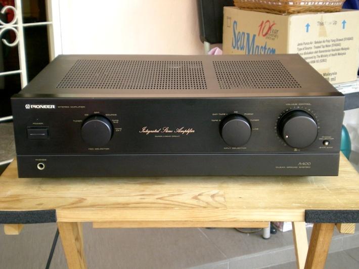 Pioneer A400