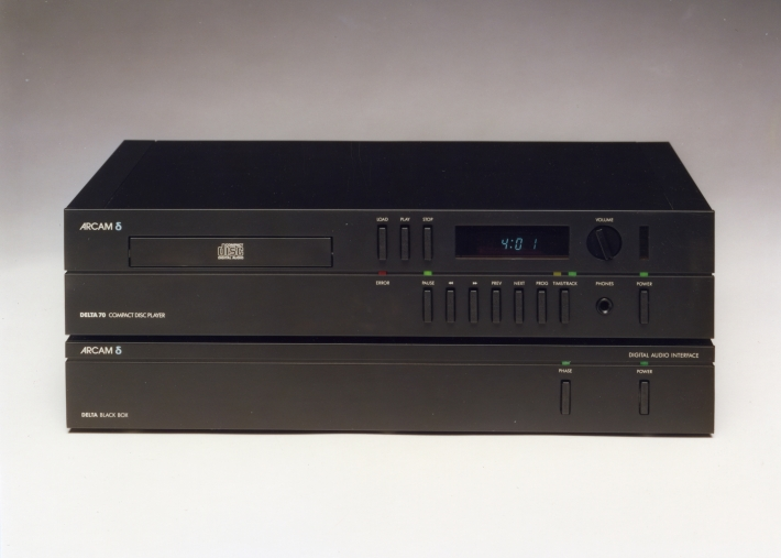 Arcam Delta CD and Black Box