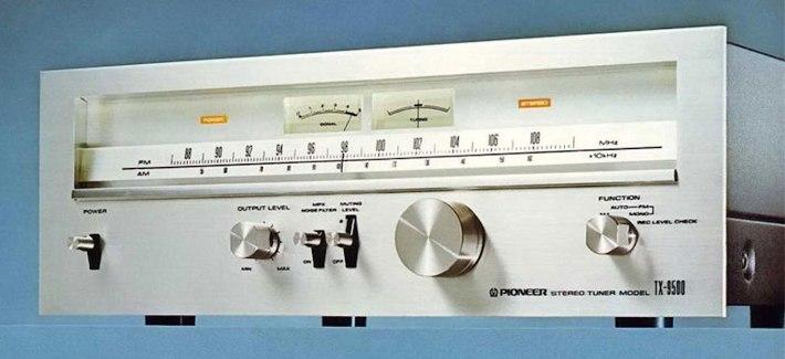 Pioneer TX-9500