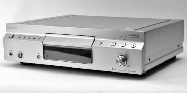 Sony SCD-XA9000ES