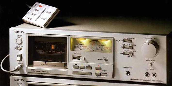 Sony TC-K55