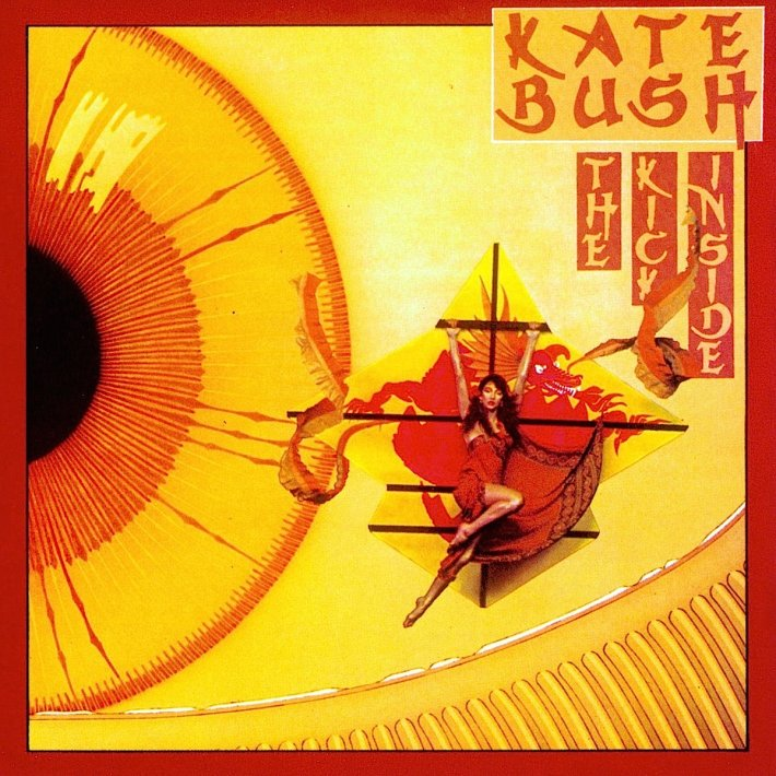 Kate Bush Kick Inside