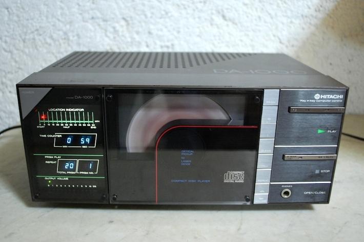 Hitachi DA-1000$