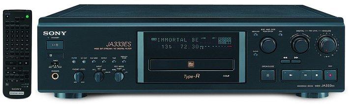 Sony MDS-JA333ES