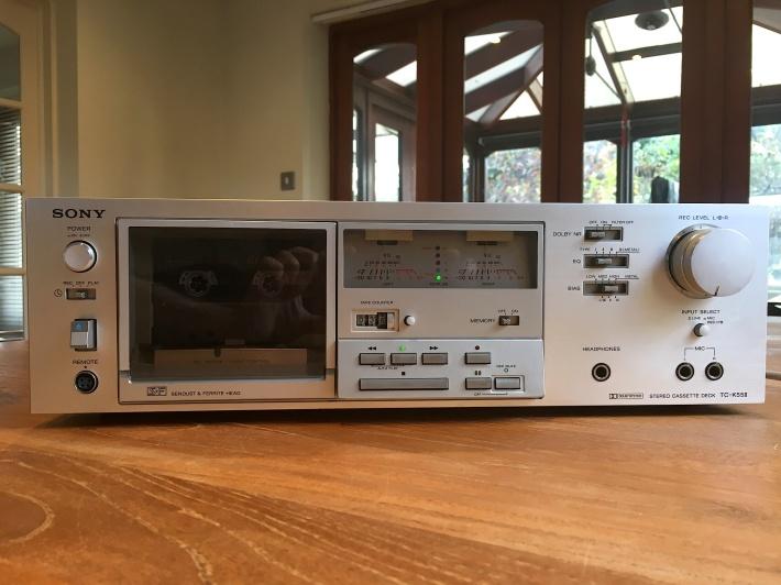 Sony TC-K55:II
