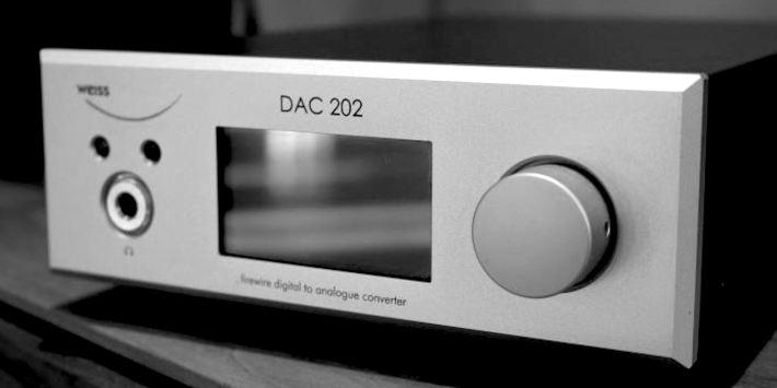 Weiss DAC202