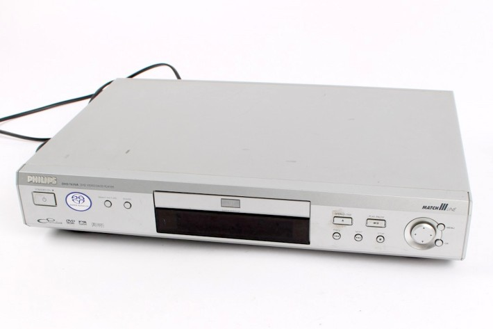 Philips DVD 763SA